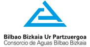 logo consorcio de aguas de Bizkaia