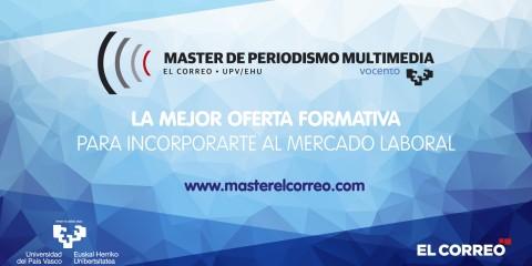 Jornada Puertas Abiertas 2018 del Master de periodismo