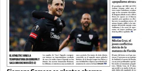 Periódico Plaza 16-2-2018