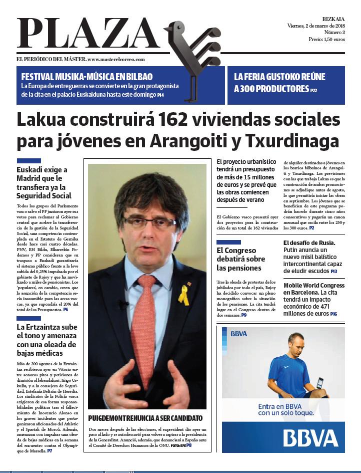 Periódico Plaza 2-3-2018