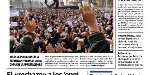Periódico Plaza 23-2-2018