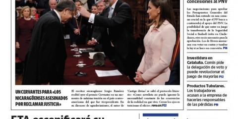 Periódico Plaza 24-4-2018