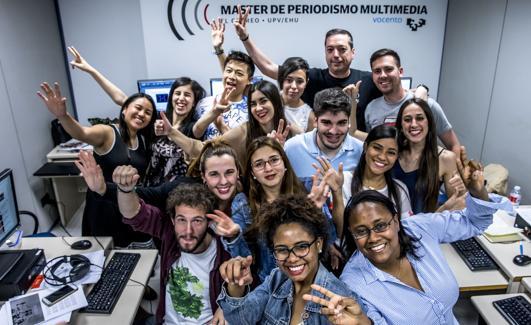 Master periodismo 2019 - 2020