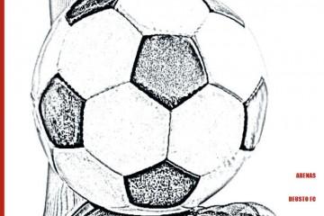 Número 3 de la revista A Pie: Fútbol