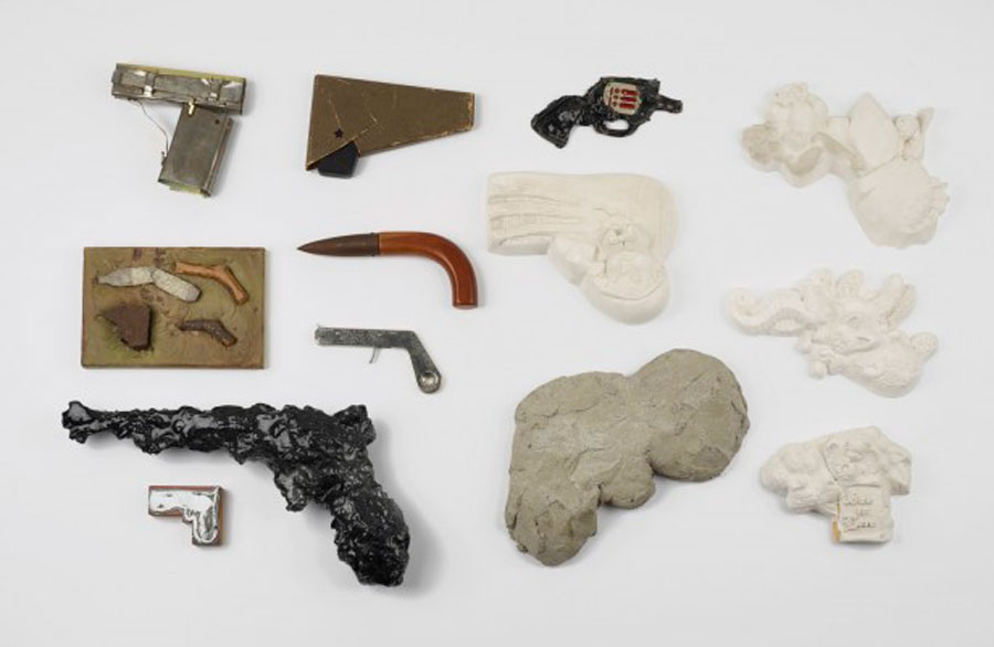 2012 / 2013 - Claes Oldenburgb - Los años sesenta