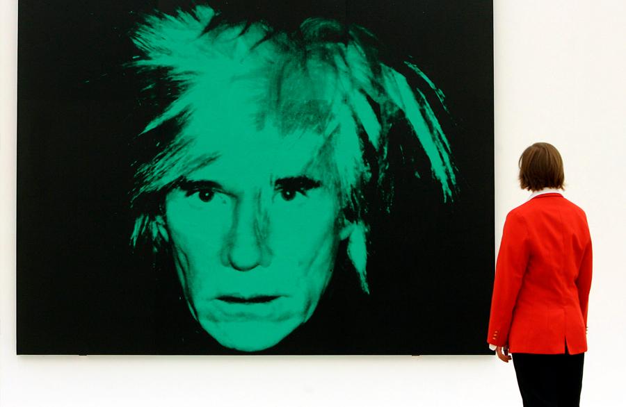 Andy Warhol - Sombras - 820.619 visitantes  (marzo / principios de octubre 2016)