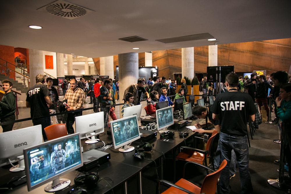 Fun Zone 2014, Palacio Euskalduna