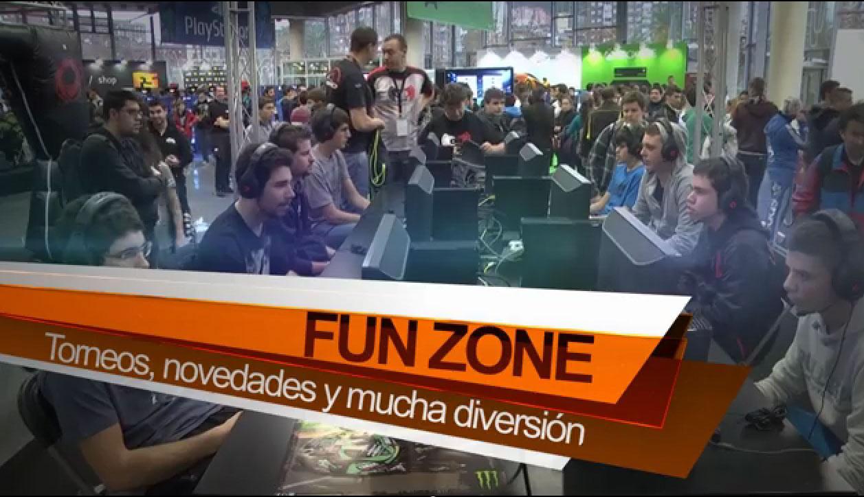 Vídeo presentación de la Fun Zone