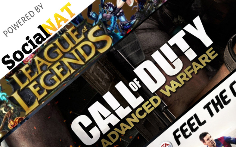 Arrancan las finales profesionales de la Liga SocialNat de videojuegos