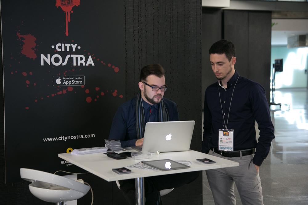 Networking y startups en el Euskalduna