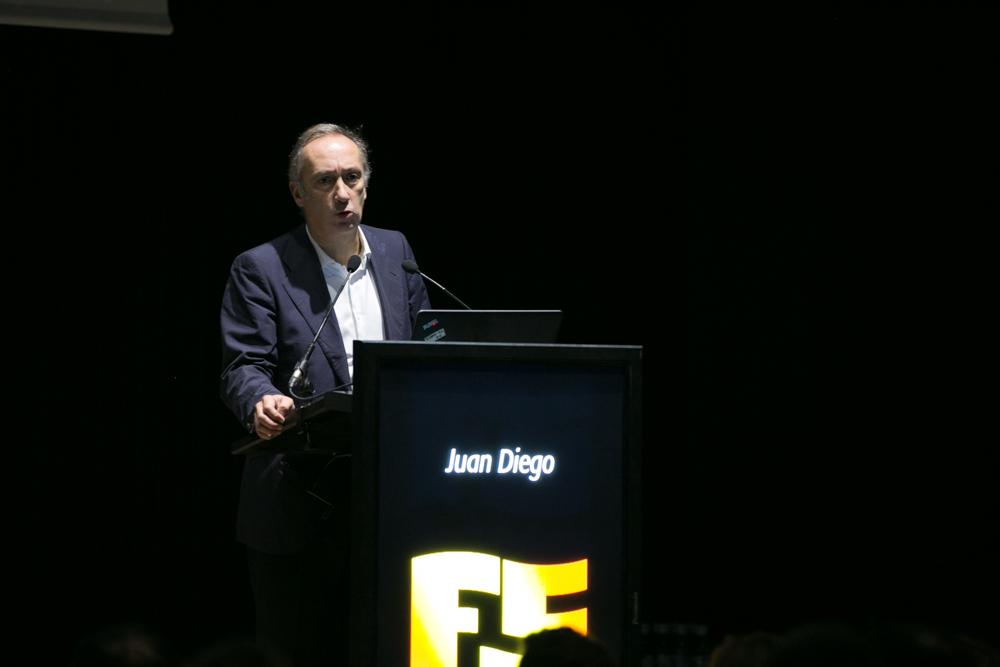 Juan Diego Casals, director general en BEAZ