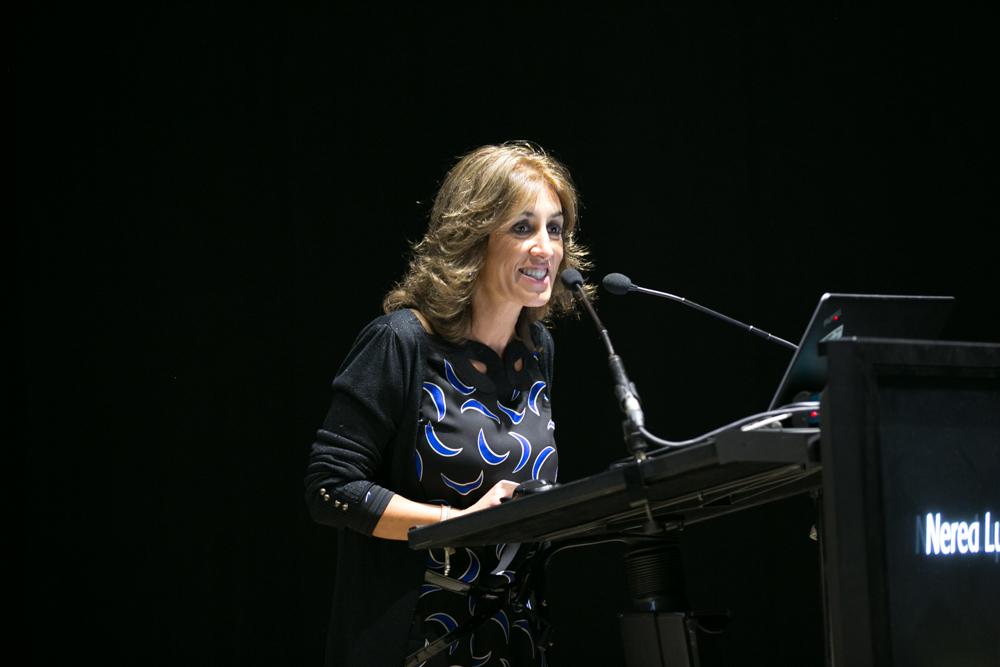 Nerea Lupardo, directora de la Fundación Euskaltel