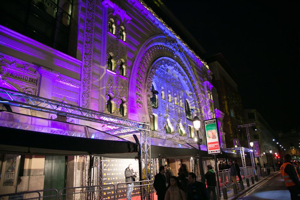 El Teatro Campos, sede de la Gala de entrega de premios a los Mejores Videojuegos 2014