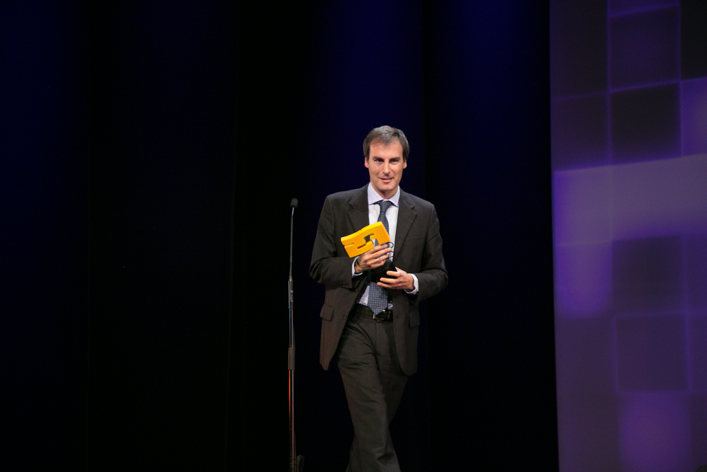 Premiados en la gala de entrega de premios a los Mejores Videojuegos 2014