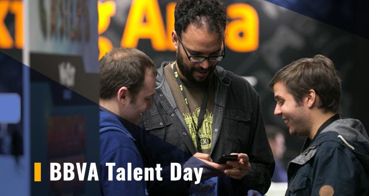 Programa BBVA Talent Day 2015
