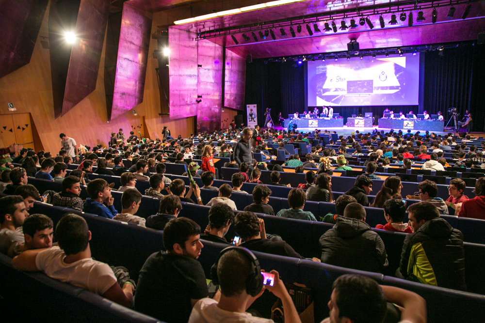 Fun Zone: entradas disponibles en las taquillas del Palacio Euskalduna