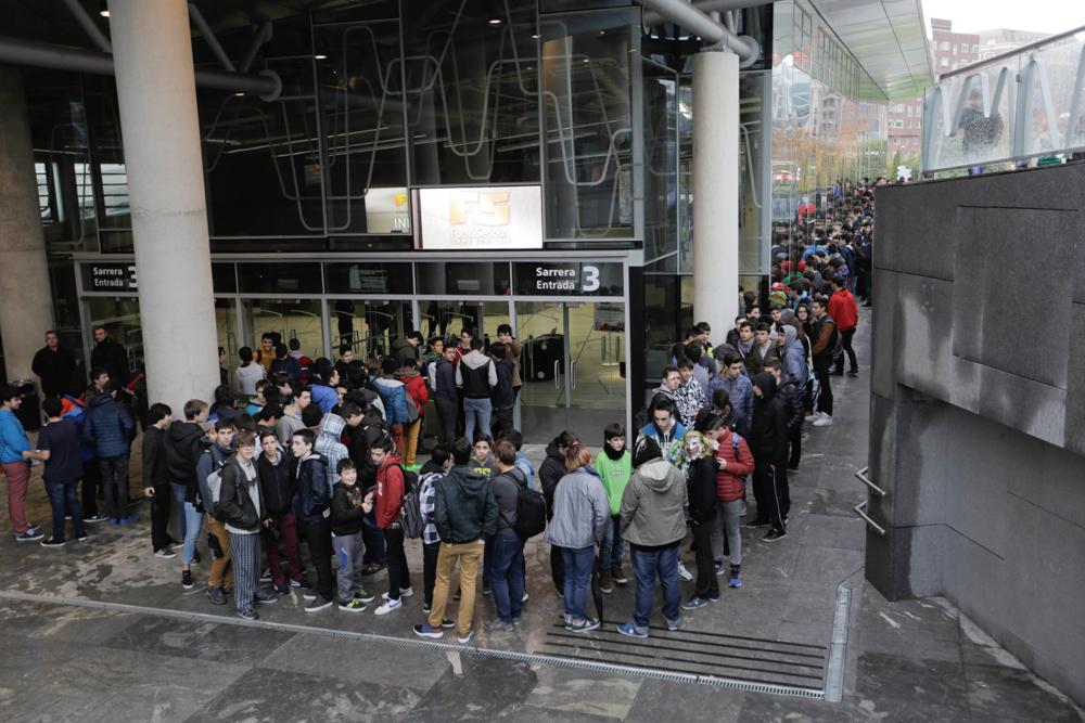 Fun & Serious Game Festival 2015 supera expectativas con más de 25.000 visitantes