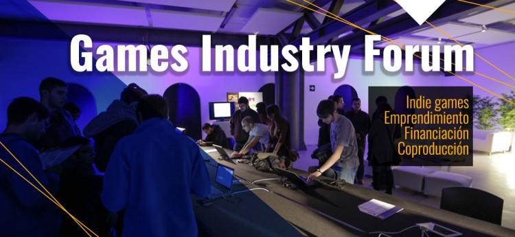 ¿Qué es GAMES INDUSTRY FORUM?