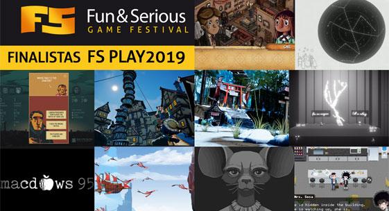 Fun & Serious anuncia los finalistas a los FSPlay  y mejores títulos vascos de este año