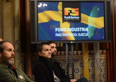 Fun and Serious Game Festival 2019 Foro Industria Ayuntamiento Bilbao (30)
