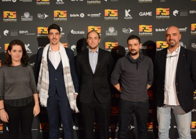 Fun and Serious Game Festival 2019 Premios Titanium lunes tarde (13)