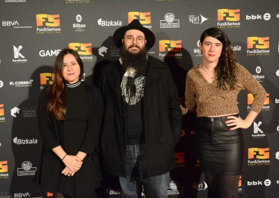 Fun and Serious Game Festival 2019 Premios Titanium lunes tarde (32)