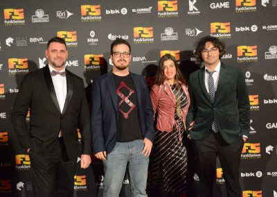 Fun and Serious Game Festival 2019 Premios Titanium lunes tarde (34)