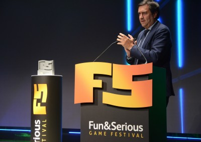 Fun and Serious Game Festival 2019 Premios Titanium lunes tarde (41)