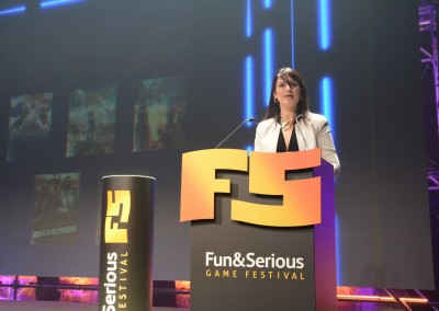 Fun and Serious Game Festival 2019 Premios Titanium lunes tarde (46)