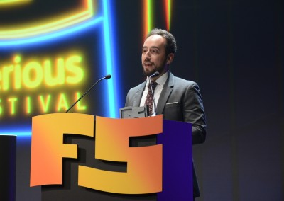 Fun and Serious Game Festival 2019 Premios Titanium lunes tarde (47)