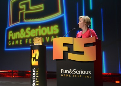 Fun and Serious Game Festival 2019 Premios Titanium lunes tarde (51)