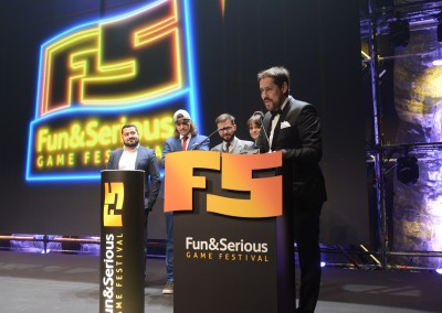 Fun and Serious Game Festival 2019 Premios Titanium lunes tarde (56)