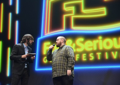 Fun and Serious Game Festival 2019 Premios Titanium lunes tarde (61)