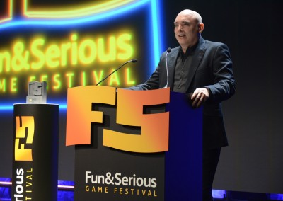 Fun and Serious Game Festival 2019 Premios Titanium lunes tarde (62)