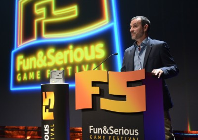 Fun and Serious Game Festival 2019 Premios Titanium lunes tarde (63)