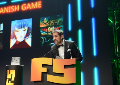Fun and Serious Game Festival 2019 Premios Titanium lunes tarde (66)