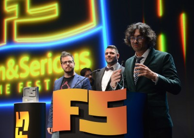 Fun and Serious Game Festival 2019 Premios Titanium lunes tarde (69)