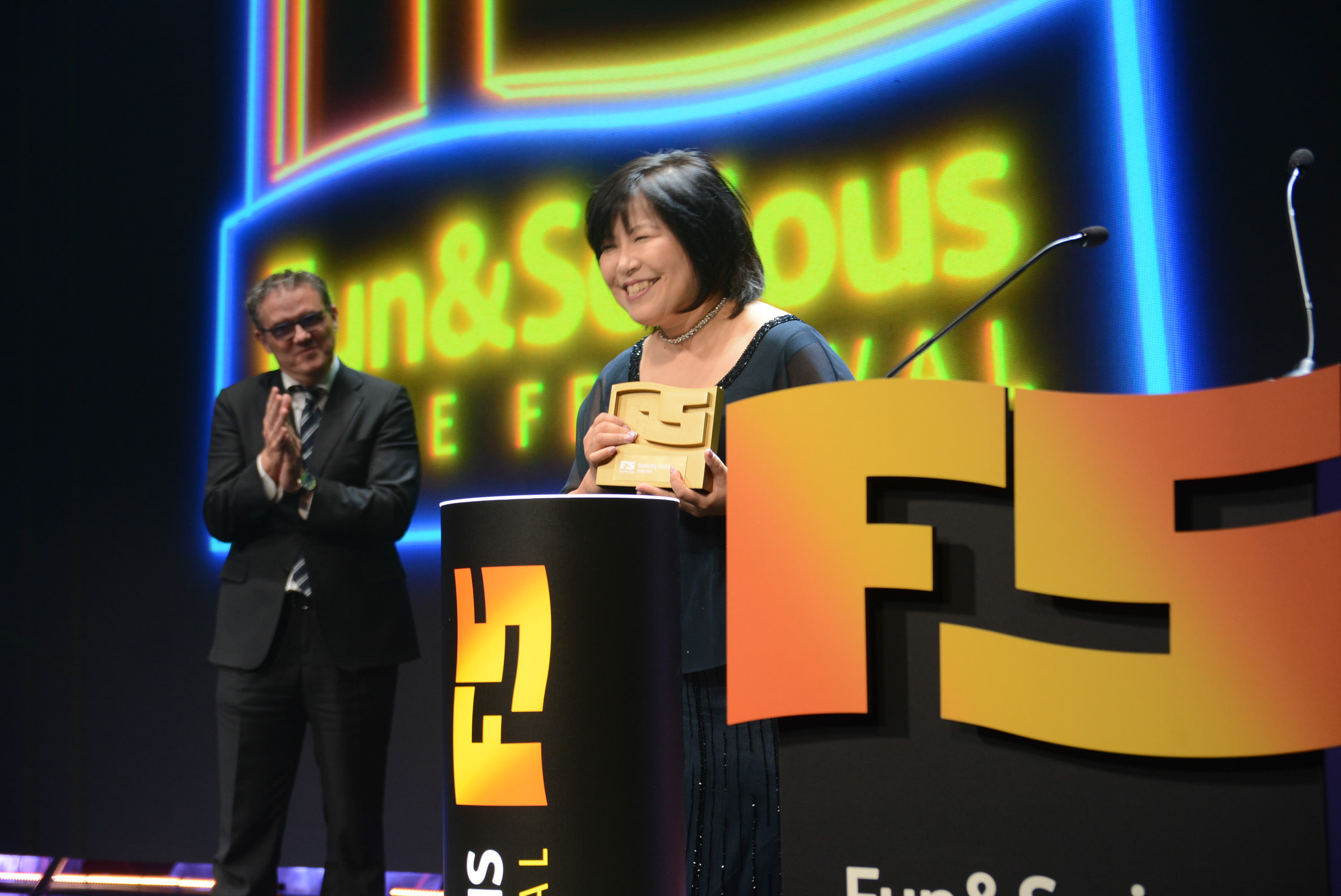 Fun and Serious Game Festival 2019 Premios Titanium lunes tarde (75)