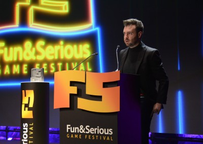 Fun and Serious Game Festival 2019 Premios Titanium lunes tarde (78)