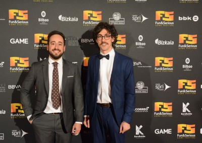 Fun and Serious Game Festival 2019 Premios Titanium lunes tarde (8)