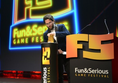 Fun and Serious Game Festival 2019 Premios Titanium lunes tarde (83)