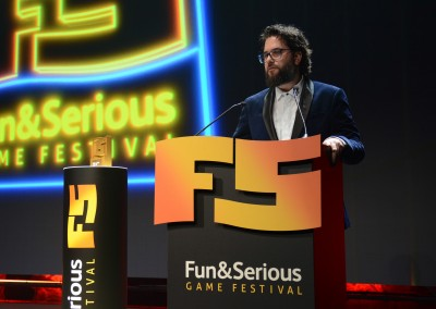 Fun and Serious Game Festival 2019 Premios Titanium lunes tarde (84)