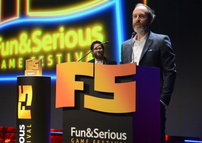 Fun and Serious Game Festival 2019 Premios Titanium lunes tarde (86)