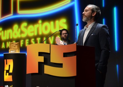 Fun and Serious Game Festival 2019 Premios Titanium lunes tarde (88)