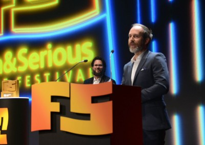Fun and Serious Game Festival 2019 Premios Titanium lunes tarde (89)