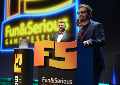 Fun and Serious Game Festival 2019 Premios Titanium lunes tarde (90)