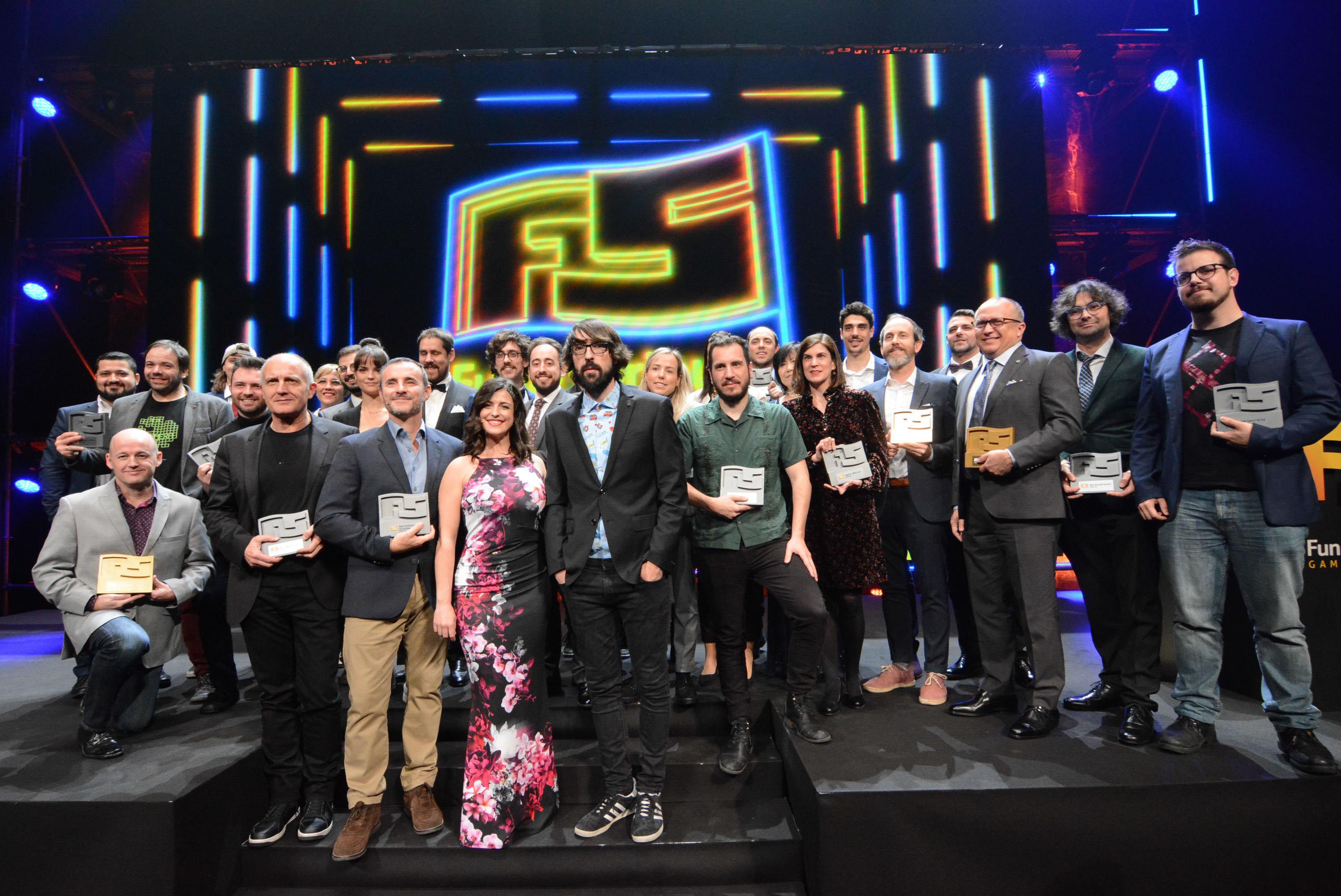 Fun and Serious Game Festival 2019 Premios Titanium lunes tarde (97)