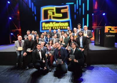 Fun and Serious Game Festival 2019 Premios Titanium lunes tarde (98)