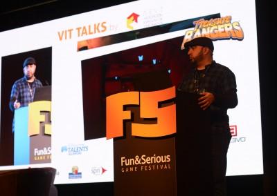 Fun and Serious Game Festival 2019 domingo mañana (5)
