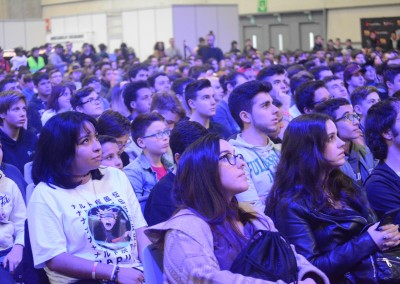 Fun and Serious Game Festival 2019 sabado mañana (112)